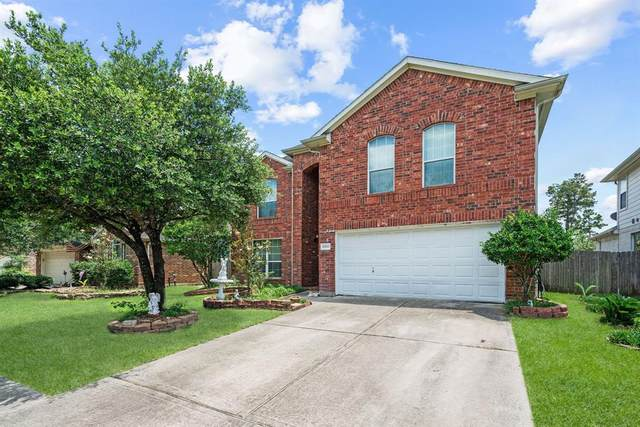 18919 Canyon Rose Drive, Tomball, TX 77377 (MLS #12633248) :: The SOLD by George Team