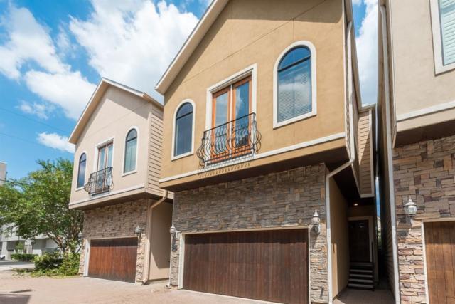 1222 W 17th Street B, Houston, TX 77008 (MLS #12634178) :: Texas Home Shop Realty