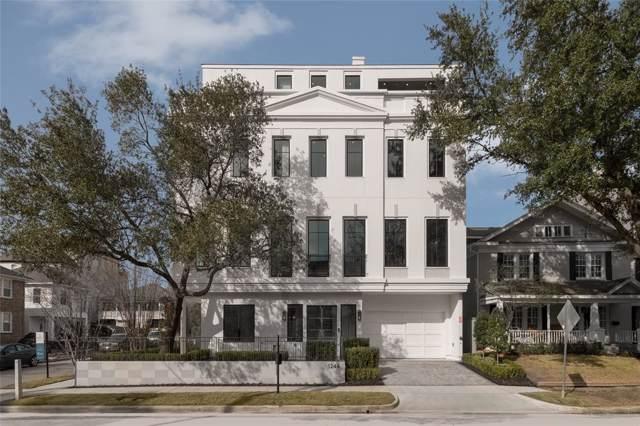 1244 W Pierce Street, Houston, TX 77019 (MLS #12644497) :: Connect Realty