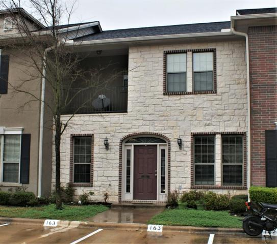 163 Forest Drive, College Station, TX 77840 (MLS #12662734) :: The Heyl Group at Keller Williams