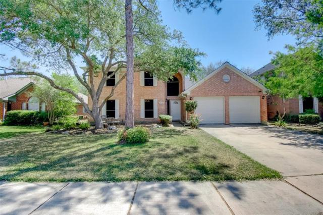 2827 Russett Place W, Pearland, TX 77584 (MLS #12664787) :: The SOLD by George Team