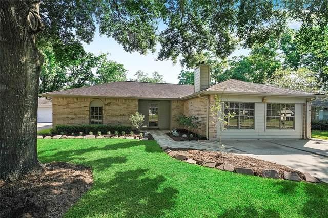 16454 Hibiscus Lane, Friendswood, TX 77546 (MLS #12677375) :: Ellison Real Estate Team