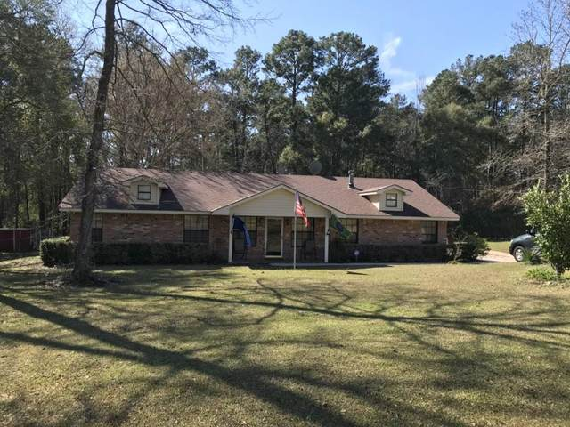 129 Pine Valley Drive, Livingston, TX 77351 (MLS #12677552) :: Connect Realty