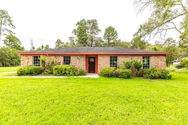 315 Pinemont Drive, Sour Lake, TX 77659 (MLS #12679352) :: Texas Home Shop Realty