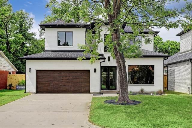 407 Graceland Street, Houston, TX 77009 (MLS #12683203) :: My BCS Home Real Estate Group