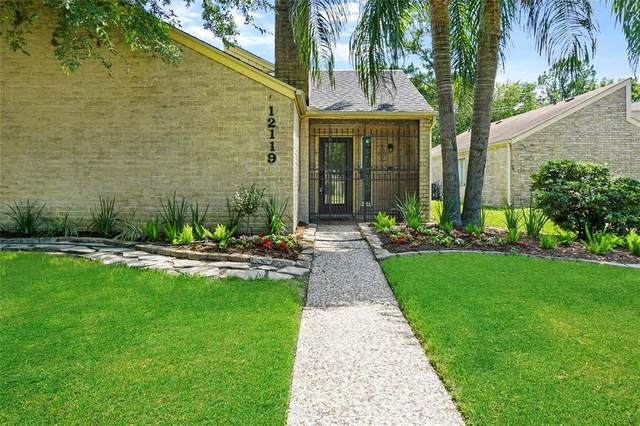 12119 Briar Forest Drive, Houston, TX 77077 (MLS #12687993) :: The SOLD by George Team