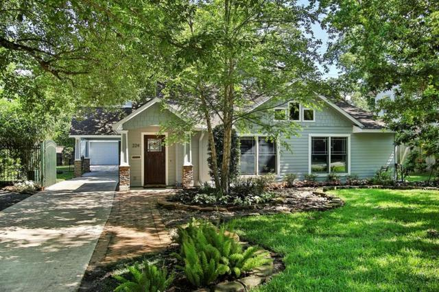 224 W 32nd Street, Houston, TX 77018 (MLS #12702388) :: The SOLD by George Team