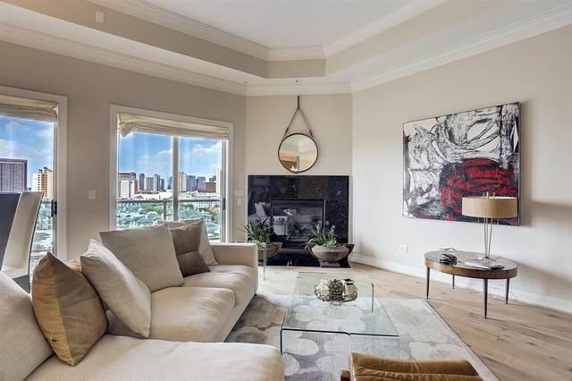 3388 Sage Road 802E, Houston, TX 77056 (MLS #12706059) :: Phyllis Foster Real Estate