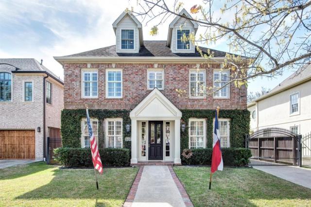 4217 Case Street, West University Place, TX 77005 (MLS #12714593) :: The Kevin Allen Jones Home Team