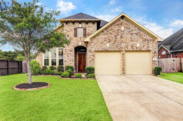 2103 Rolling Hills Drive, Pearland, TX 77581 (MLS #12714746) :: Ellison Real Estate Team