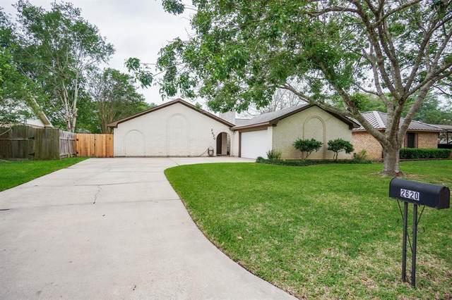 2620 Monroe Avenue, Rosenberg, TX 77471 (MLS #12717406) :: Lisa Marie Group | RE/MAX Grand