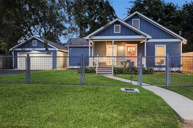 817 Gale Street, Houston, TX 77009 (MLS #12732317) :: TEXdot Realtors, Inc.