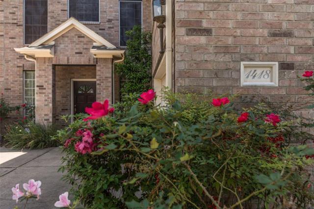 1418 Hollow Branch Lane, Seabrook, TX 77586 (MLS #12746471) :: Giorgi Real Estate Group