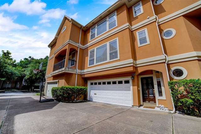 4216 Childress Street B, Houston, TX 77005 (MLS #12752107) :: Lerner Realty Solutions