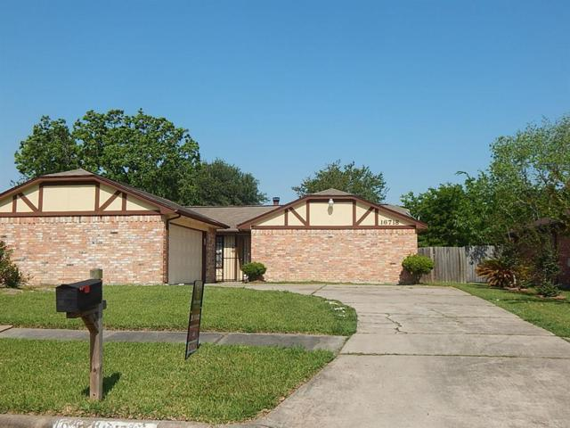 16718 Quail Meadow Drive, Missouri City, TX 77489 (MLS #12752932) :: The Collective Realty Group
