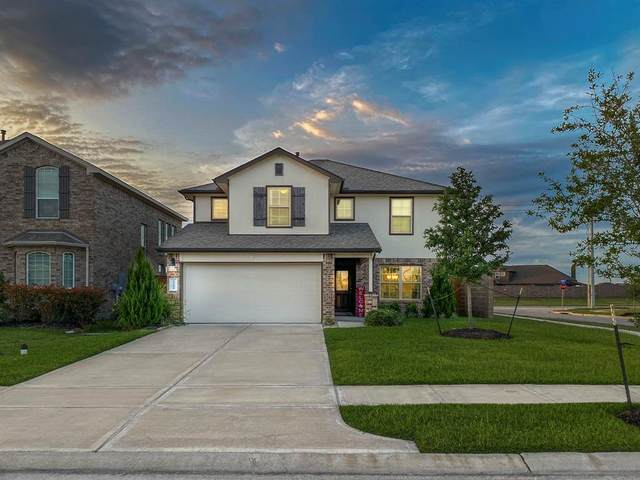 12602 Pirate Bend Drive, Texas City, TX 77568 (MLS #12754047) :: Christy Buck Team