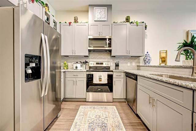 6955 Turtlewood Drive S #120, Houston, TX 77072 (MLS #12766268) :: Parodi Group Real Estate