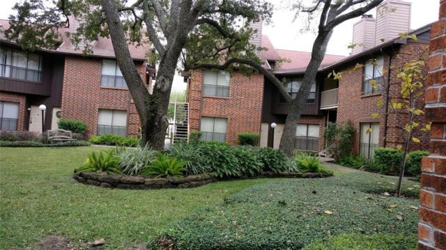 3100 Walnut Bend Lane #309, Houston, TX 77042 (MLS #12788103) :: The SOLD by George Team