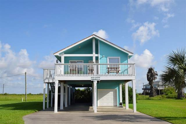 3351 Pirates Cove, Crystal Beach, TX 77650 (#12798070) :: ORO Realty