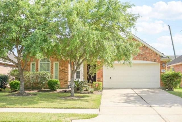 12008 Green Falls Drive, Pearland, TX 77584 (MLS #12809485) :: Texas Home Shop Realty