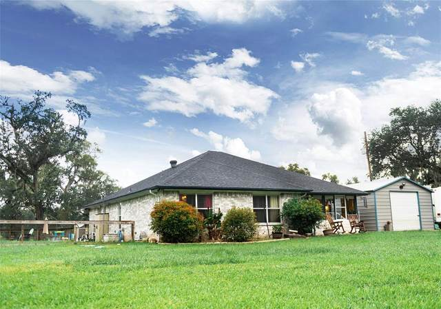 6576 County Road 803, Sweeny, TX 77480 (MLS #12811110) :: The SOLD by George Team