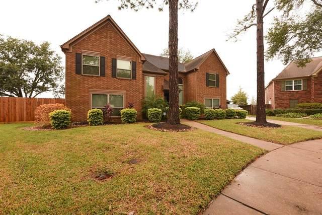 2113 Firestone Drive, League City, TX 77573 (MLS #12812011) :: Rachel Lee Realtor
