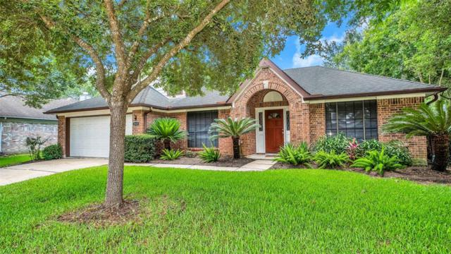 2523 Chestnut Circle, Pearland, TX 77584 (MLS #12813721) :: The SOLD by George Team