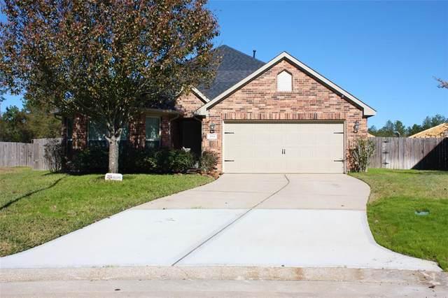114 Cobblestone Court, Magnolia, TX 77354 (MLS #12813950) :: The Home Branch