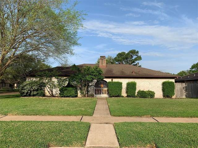 7030 Lacy Hill Drive, Houston, TX 77036 (MLS #12822435) :: The Bly Team