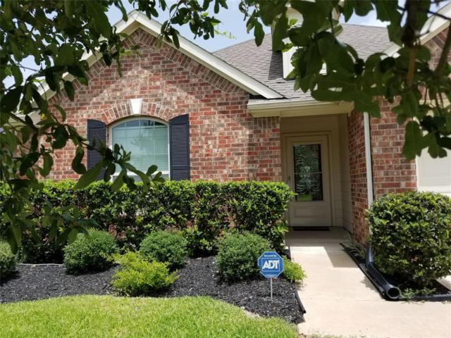 15615 Bluff Park Court, Cypress, TX 77429 (MLS #12824747) :: The SOLD by George Team