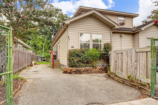 908 Enid Street, Houston, TX 77009 (MLS #12832286) :: Texas Home Shop Realty