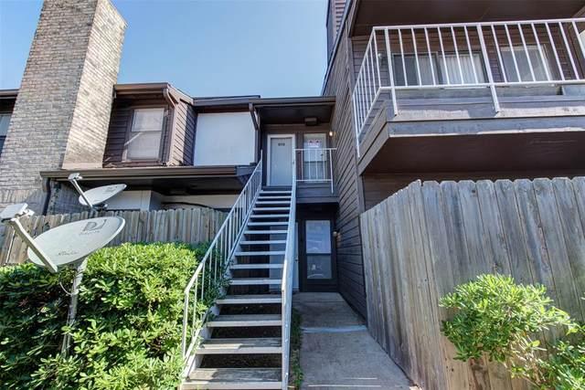 6633 W Airport Boulevard #512, Houston, TX 77035 (MLS #12841524) :: Giorgi Real Estate Group
