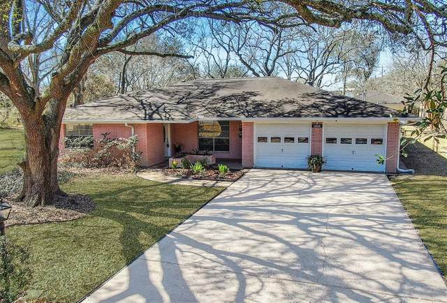 12810 Eiker Road, Pearland, TX 77581 (MLS #12854822) :: The Freund Group