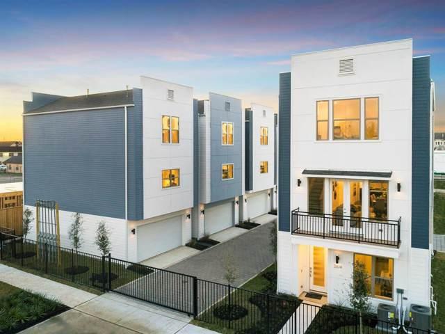 2613 Hutchins Street, Houston, TX 77004 (MLS #12866242) :: Green Residential