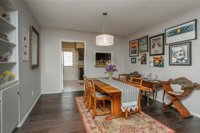1807 Stoney Brook Drive #201, Houston, TX 77063 (MLS #12867963) :: Texas Home Shop Realty