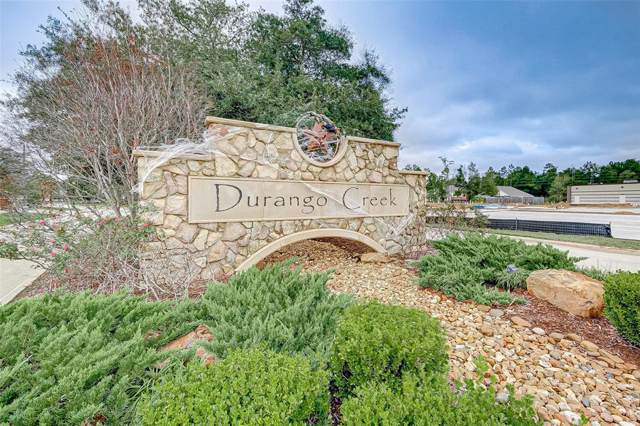 7027 Durango Creek Drive, Magnolia, TX 77354 (MLS #12871395) :: The Heyl Group at Keller Williams