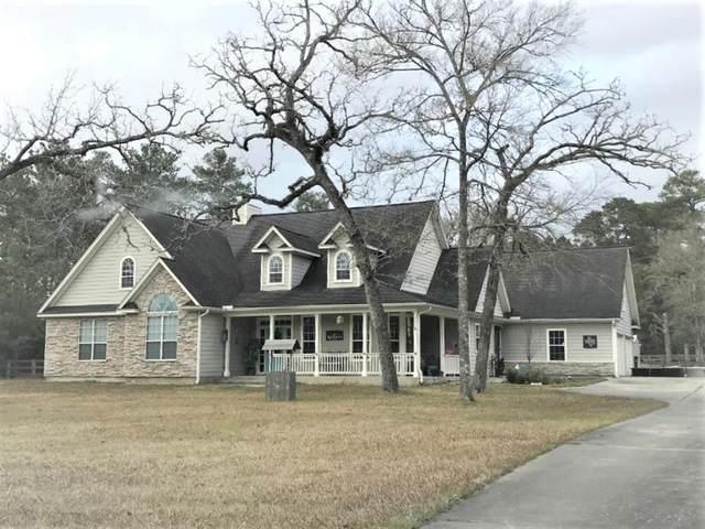 30618 N Holly Oaks Cir, Magnolia, TX 77355 (MLS #12890470) :: Connect Realty