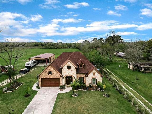 1129 County Road 147, Alvin, TX 77511 (MLS #12899826) :: Giorgi Real Estate Group