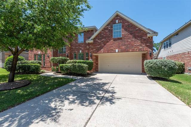 18427 Wild Basin Trail, Humble, TX 77346 (MLS #12903119) :: The SOLD by George Team