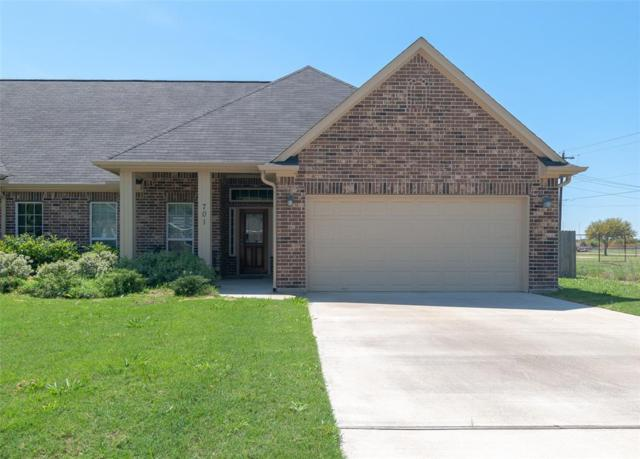 701 High Oaks Drive, Bellville, TX 77418 (MLS #12920061) :: The SOLD by George Team