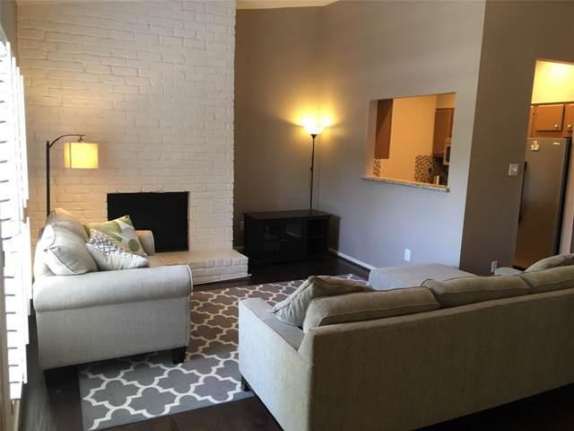 2001 Bering Drive 6G, Houston, TX 77057 (MLS #12920220) :: Texas Home Shop Realty