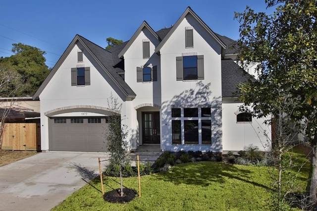 1450 Martin Street, Houston, TX 77018 (MLS #12921070) :: The Heyl Group at Keller Williams