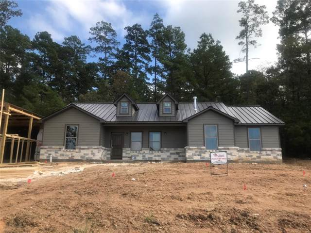 48 Silver Lakes Drive, Huntsville, TX 77340 (MLS #12932622) :: The SOLD by George Team