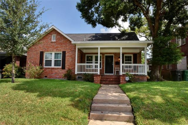 2313 Wentworth Street, Houston, TX 77004 (MLS #12932709) :: Caskey Realty