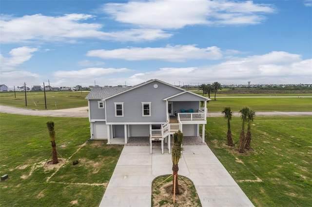4014 Sea Grass Lane, Galveston, TX 77554 (MLS #12949691) :: The Heyl Group at Keller Williams