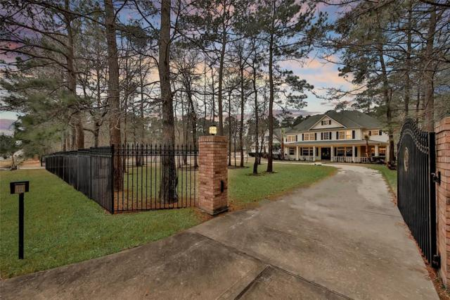 10714 Crestwater Circle, Magnolia, TX 77354 (MLS #12954576) :: Grayson-Patton Team