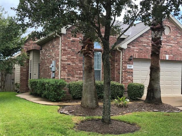 2419 Alamanni Drive, Pearland, TX 77581 (MLS #12954756) :: Grayson-Patton Team