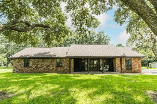 16022 Clarence Street, Needville, TX 77461 (#12955642) :: ORO Realty