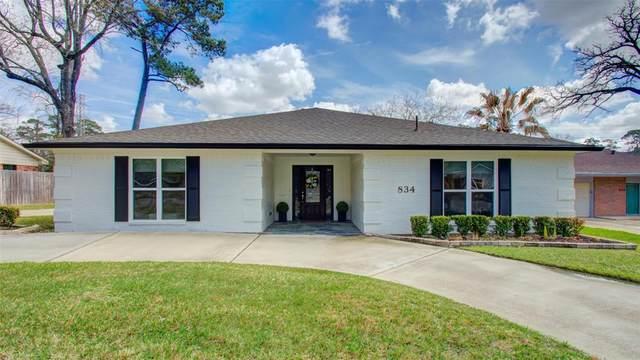 834 Wycliffe Drive, Houston, TX 77079 (MLS #12955841) :: The Wendy Sherman Team