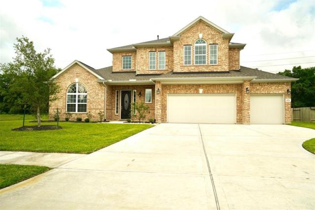 9219 Granite Canyon Drive, Rosharon, TX 77583 (MLS #12961603) :: Connect Realty